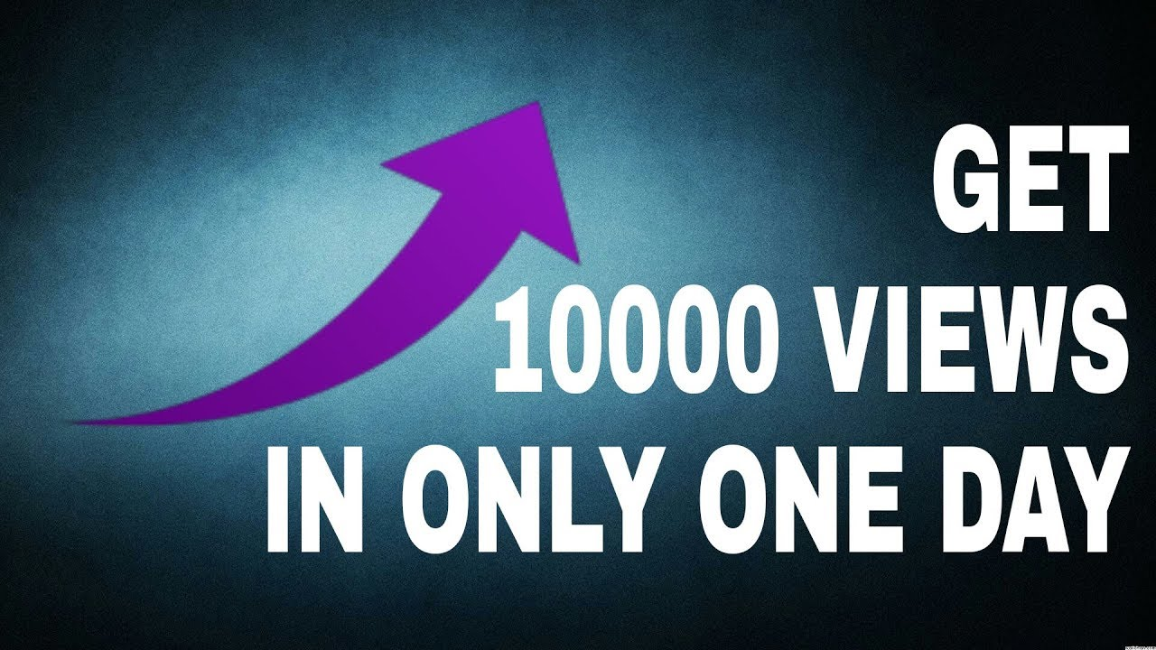 How to Get 10000 views in just 5 minutes-SEO TIPS