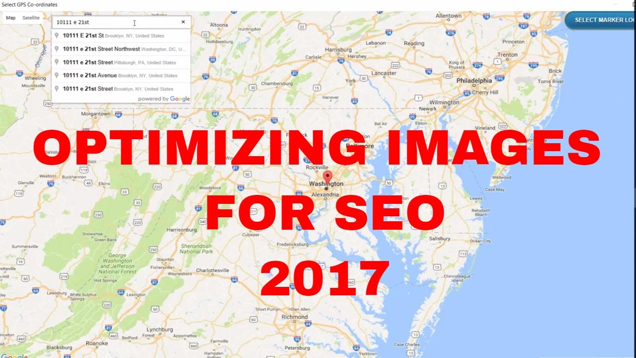 How to Optimize Photos for SEO - SEO Tips 2018