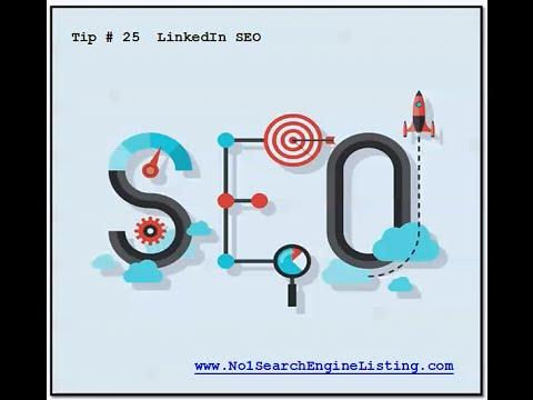 Linkedin SEO Tips - 6 Ways To Better Linkedin Optimization