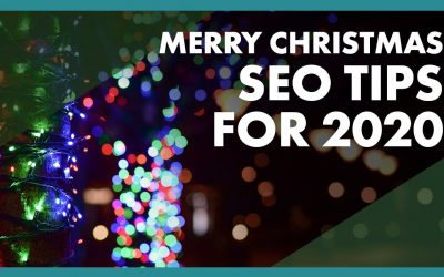 search engine optimization tips – Merry Christmas: SEO Tips for 2020