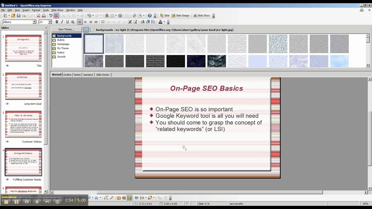 On-Page SEO:  Seo Hints and Tips
