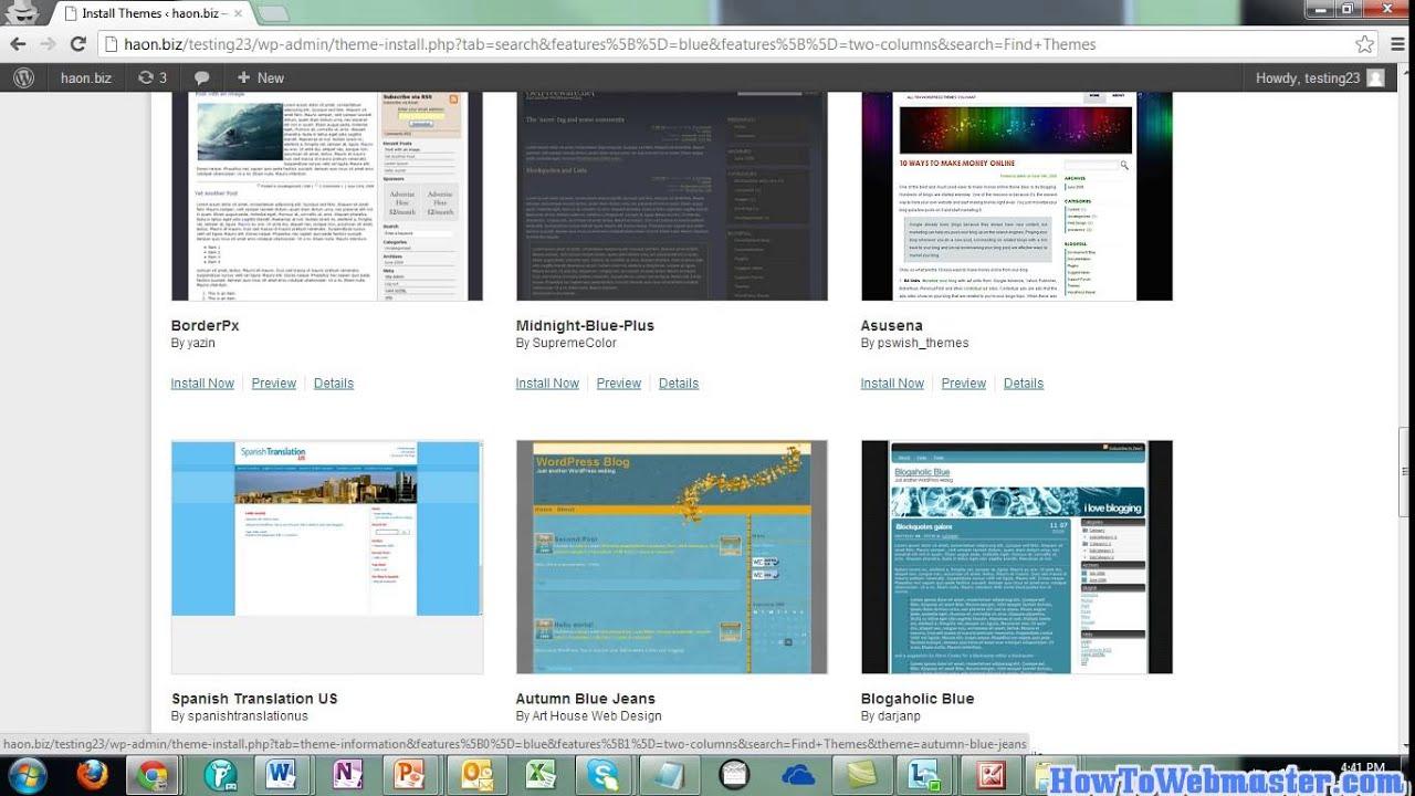 Part 7 SEO Wordpress Themes - Tutorial on Search Engine Optimization
