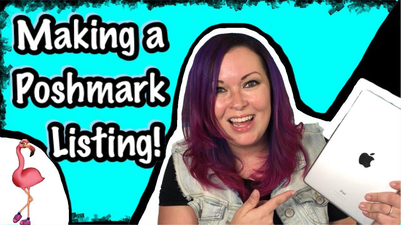 Poshmark Listing Tutorial. How to Make a Proper Poshmark Listing, Boost SEO!