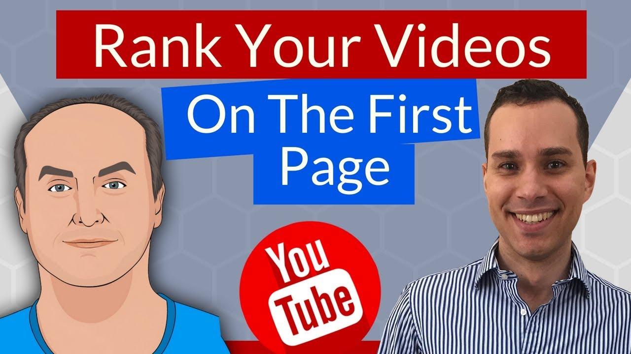 Rank YouTube Videos Higher In Search - 3 Video SEO Hacks