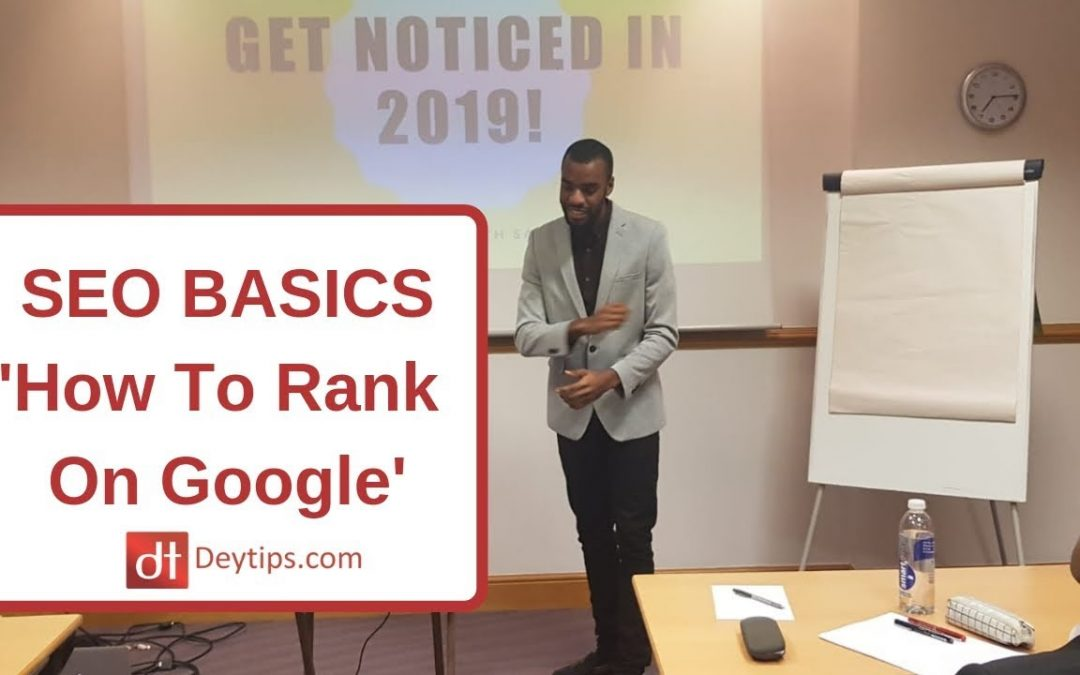 search engine optimization tips – SEO Basics | SEO For Beginners | SEO Basics To Rank On Google
