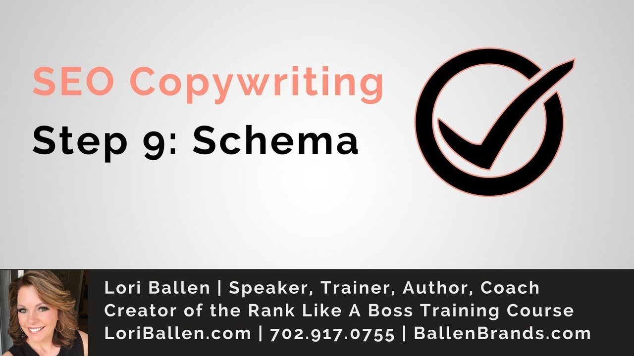 SEO Copywriting Tips | Step 9 | Add Schema with All In One Schema Rich Snippets