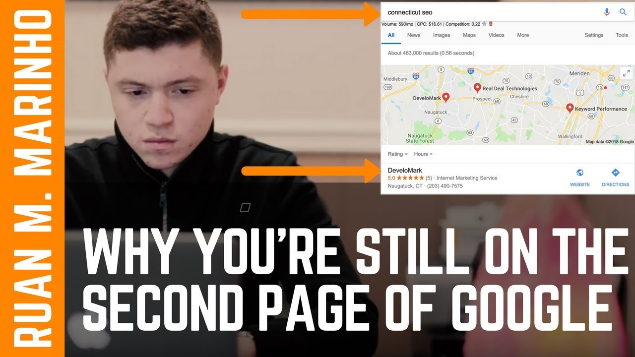 SEO In 2018 - Why Your Website Is NOT Ranking [How To Fix]