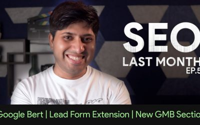 search engine optimization tips – SEO Last Month November | What's New In SEO