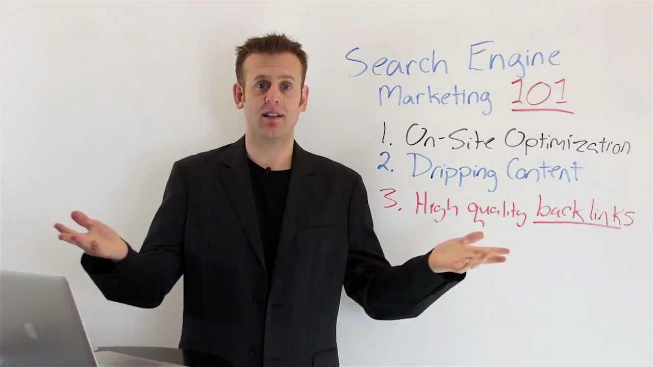 SEO Tip - Three Pillars Of A Success SEO Campaign