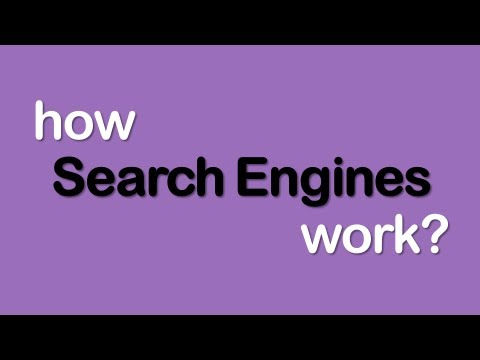 SEO Tutorial For Beginners - How Search Engines Work