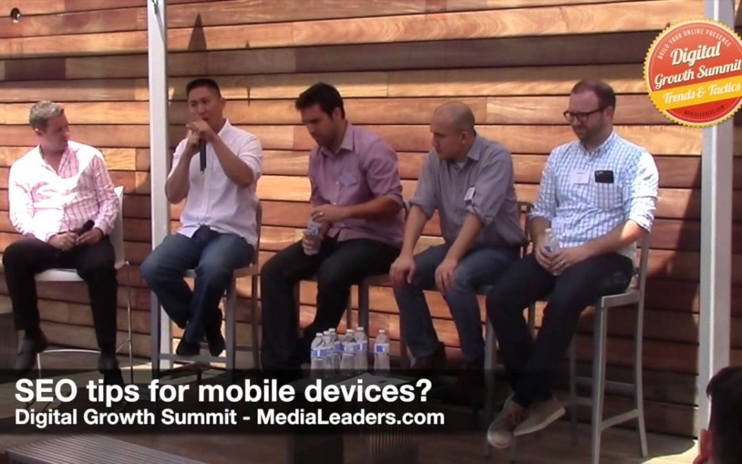 search engine optimization tips – SEO tips for mobile devices (DGS3 Recap)