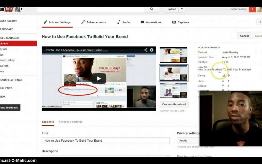 Search Engine Optimization: How To Rank YouTube Videos Fast