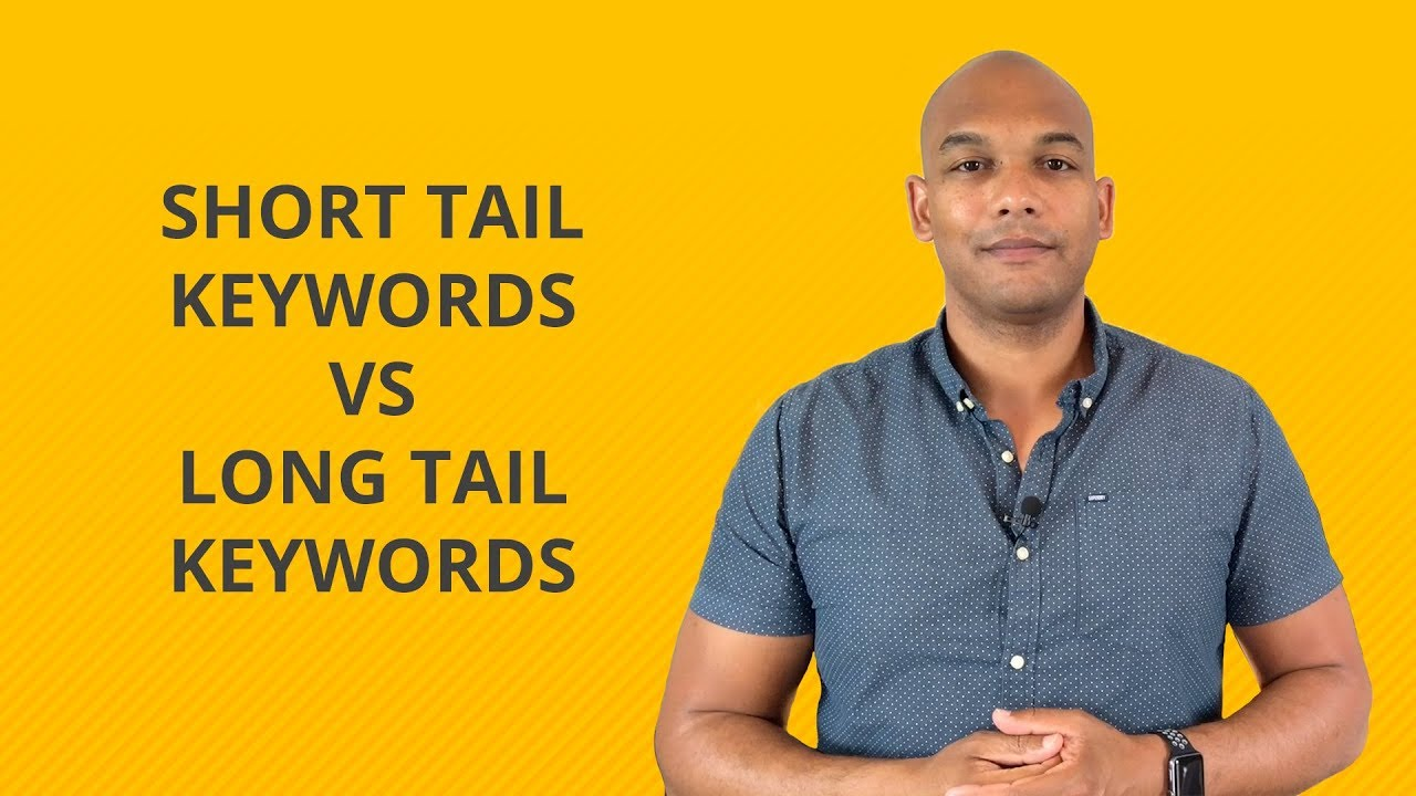 Short Tail Vs Long Tail Keywords - Which Should You Be Using? | SEO Tips