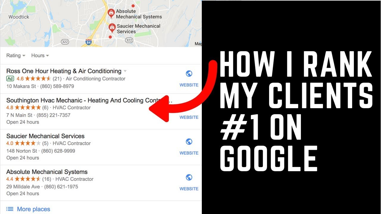 Simple SEO Steps To Rank #1 On Google Maps [Marketing Agency Part 6]