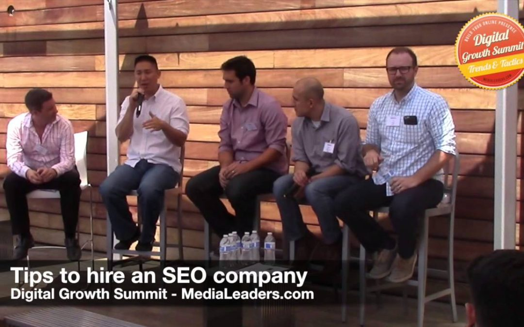 search engine optimization tips – Tips to hire an SEO company (DGS3 Recap)