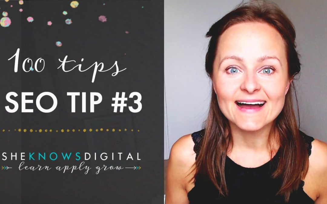 Top 100 SEO Tips. Tip 3. Regularly Add New Content to Your Website