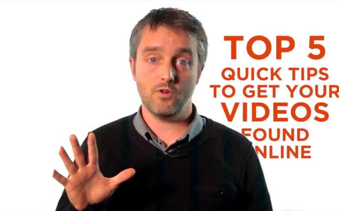 Video SEO basics for Youtube - Vlog Pod Quick Tip