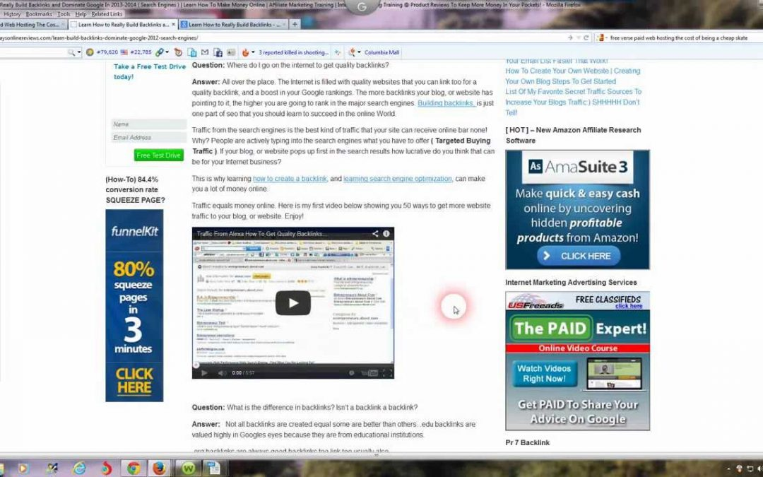 What Is Seo / Search Engine Optimization 2014