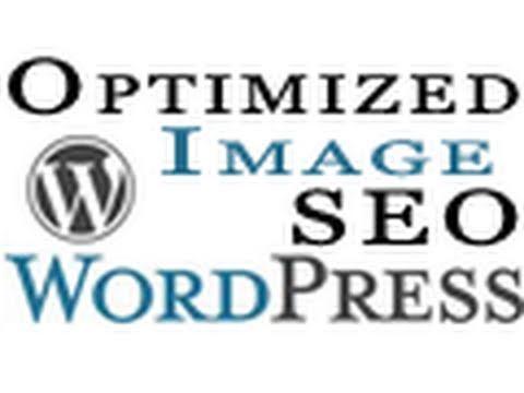 Wordpress - Image SEO Optimization