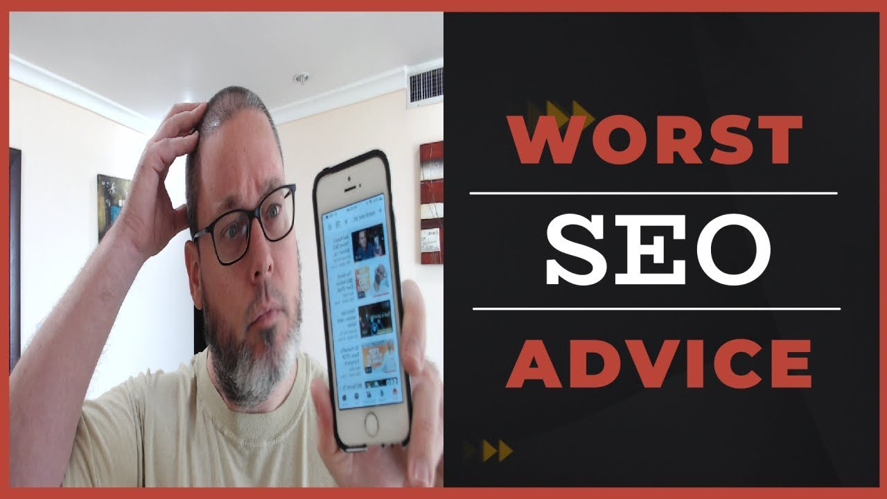 Worst SEO Advice [Neil Patel vs Income School]