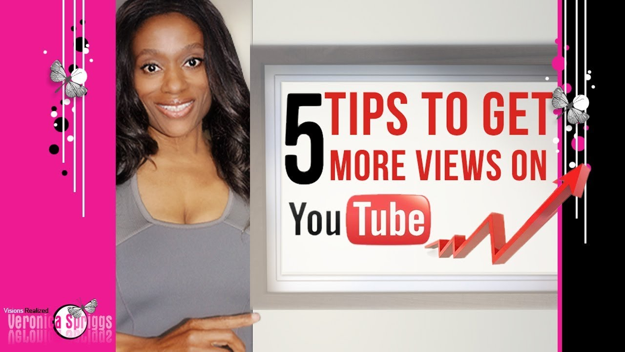 YouTube Tutorial SEO Tips - How To Get More Views On YouTube Using Metadata SEO Tips