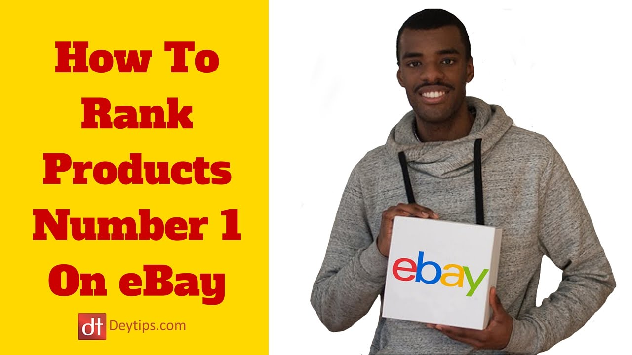 eBay SEO | How To Rank A Product On The eBay Search Engine