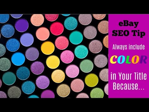 eBay Search Engine (SEO) Tip - How to Increase Sales with this Keyword
