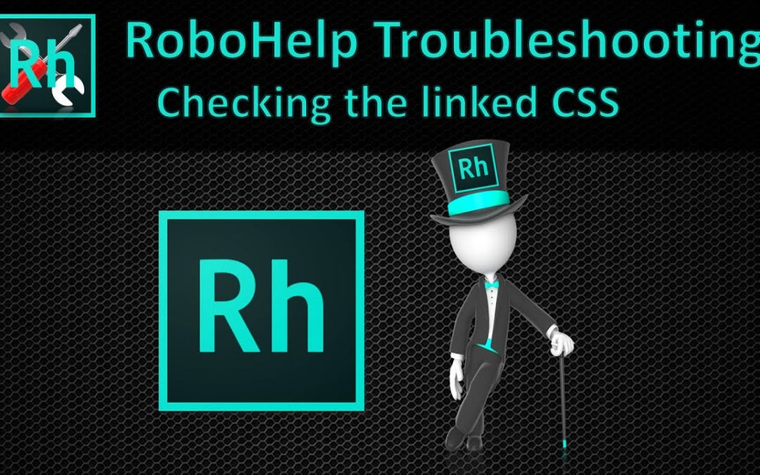 Troubleshooting Topic CSS