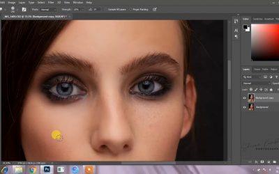 Indoor Portrait Editing Tutorial | Photoshop CC 19 | For Beginners | Shivam Kumbhar