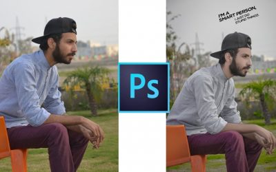 High End Color Grading Tutorial || Adobe Photoshop cc 2020