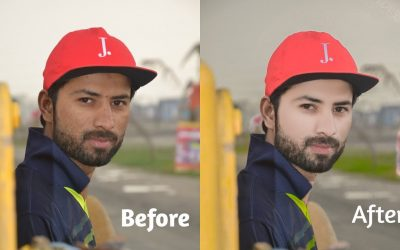 High End Skin Retouching Tutorial || Adobe Photoshop cc 2020