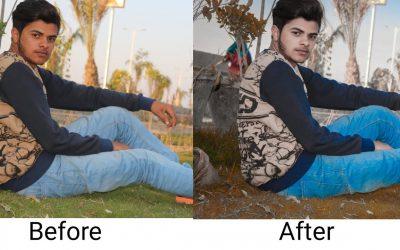 Teal orange Color  Grading Tutorial || Adobe Photoshop cc 2020