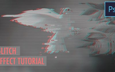 How To Create A Glitch Effect In 2020 (Super Easy!) – Photoshop Tutorial