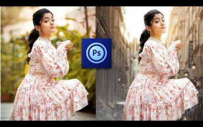 How to change Photoshop touch background changing tutorials video 💯💯