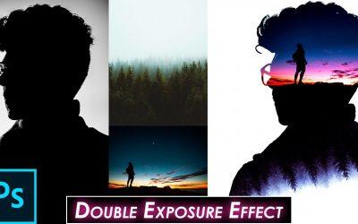 Double Exposure Effect – Photoshop Tutorial