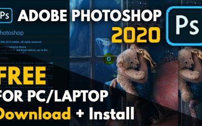 Tutorial Cara Download dan Install Adobe Photoshop 2020 Gratis Full Version [Bahasa Indonesia]