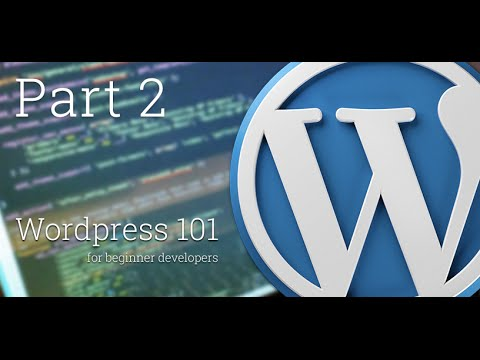 WordPress 101 – Part 2: How to properly include CSS and JS files