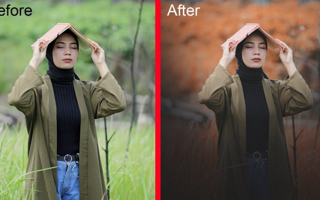 Cara edit foto keren dengan mudah    Tutorial Photoshop ...