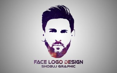 Do It Yourself – Tutorials – How to make your face  logo – photoshop cc tutorial