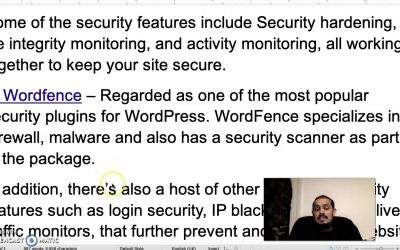 3 WordPress Security Plugins To Protect Your Affiliate Website