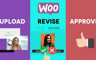 Custom File Upload Product and Client Approval  – WooCommerce Plugin