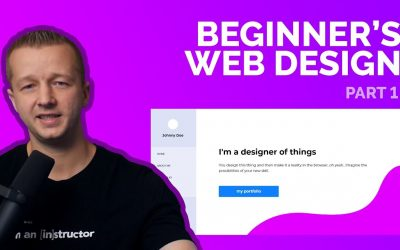 Do It Yourself – Tutorials – A Beginner's Web Design Tutorial for 2018 – Part 1 of 2