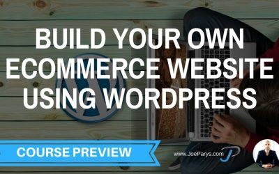 Do It Yourself – Tutorials – Build Your Own eCommerce Website Using WordPress Today Complete Free Preview