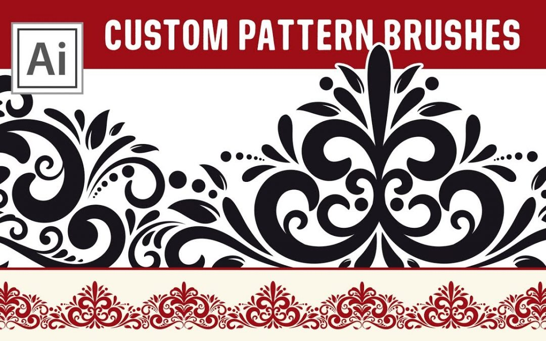 Do It Yourself – Tutorials – Custom Pattern Brushes – Design your own Brushes in Adobe Illustrator