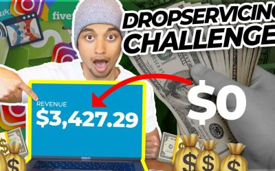 Do It Yourself – Tutorials – Drop Servicing $0-$1k CHALLENGE – Full Tutorial (Easier than dropshipping)