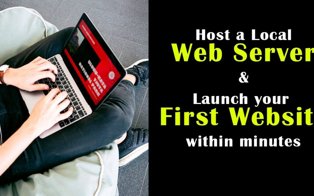 Do It Yourself – Tutorials – Host your own Local web server – How to Setup WAMP server and build your first web page
