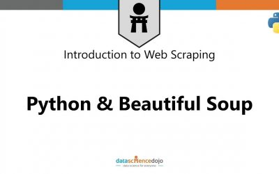 Do It Yourself – Tutorials – Intro to Web Scraping with Python and Beautiful Soup