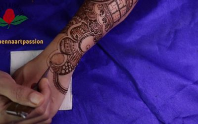 Do It Yourself – Tutorials – Learn to create your own Simple easy beautiful  bridal mehendi design | Henna design for full  hand