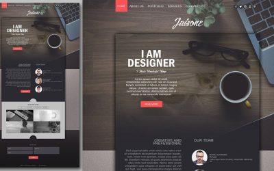 Do It Yourself – Tutorials – Photoshop Website Design Tutorial – Stylish Portfolio With Grain Texture