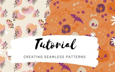 Do It Yourself – Tutorials – Tutorial | Create your own seamless pattern in Procreate